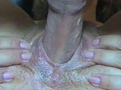 Mature close up creampie