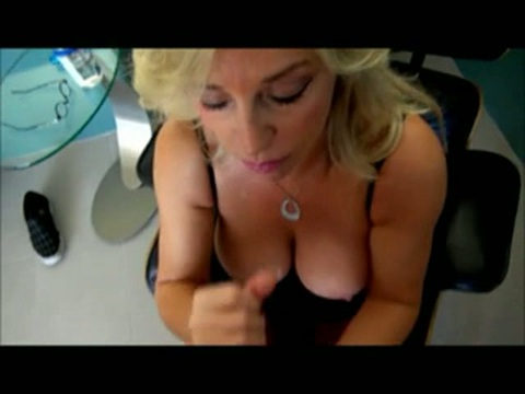 Busty fuck throat