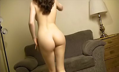 Girls dancing butt naked