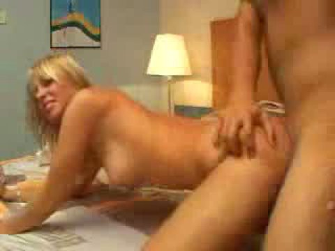 Blonde getting fucked nice